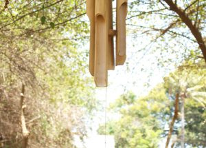 Bamboo chime